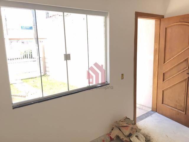 Casa com 2 dormitórios à venda, 58 m² por r$ 199.000 - sítio cercado - curitiba/pr - Foto 14