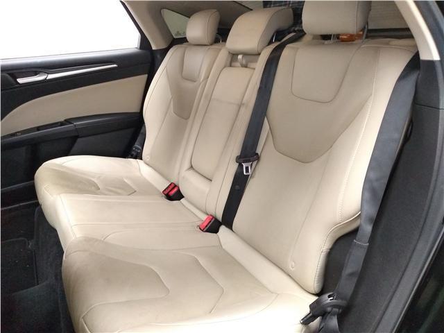 Ford Fusion 2.0 titanium awd 16v gasolina 4p automático - Foto 11