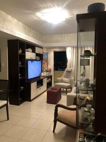 Apartamento de 3/4 em Condomínio de Alto Padrão no Centro - Foto 3
