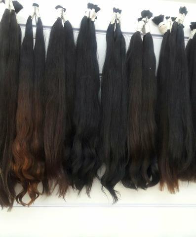 Vendo duas tellas cabelo humano - Foto 2