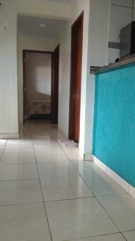 Linda Casa no Sol nascente com asfalto na porta - Foto 4