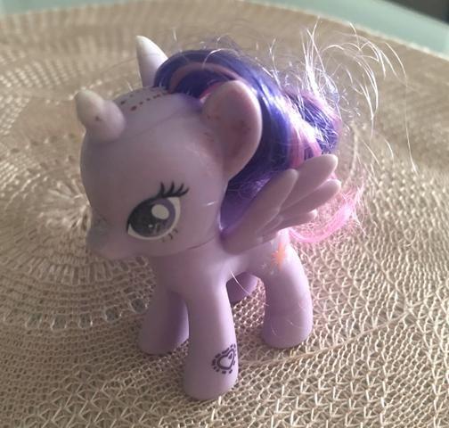 Trenzinho my little pony