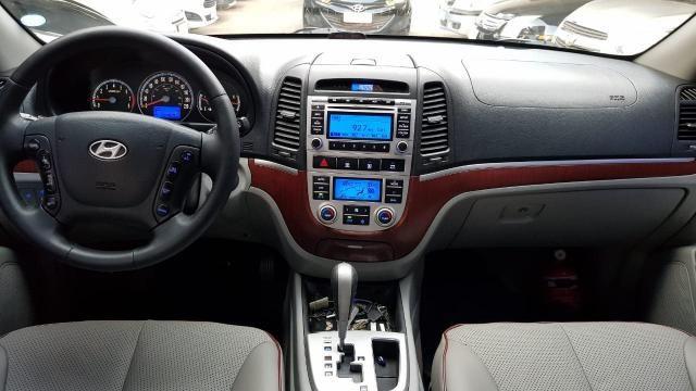HYUNDAI SANTA FÉ 2008/2009 2.7 MPFI GLS 7 LUGARES V6 24V GASOLINA 4P AUTOMÁTICO - Foto 6
