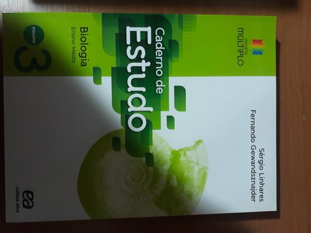Box livro de biologia - Foto 2