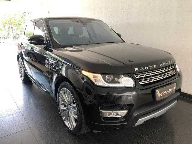 Range Rover Sport HSE 2017