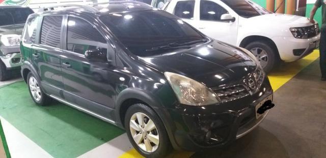 Nissan Livina Xgear 2012 - Manual - R$18.900,00