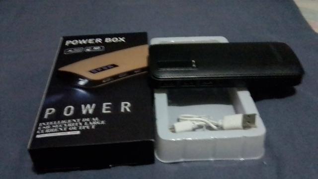 Carregador Portátil Power Box - Foto 4