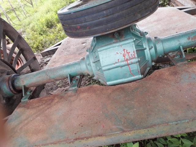 Roçadeira Inroda SP2 de Arrasto - Foto 2
