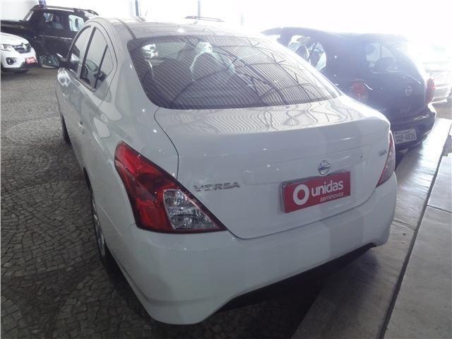Nissan Versa 1.6 16v flexstart s 4p manual - Foto 4