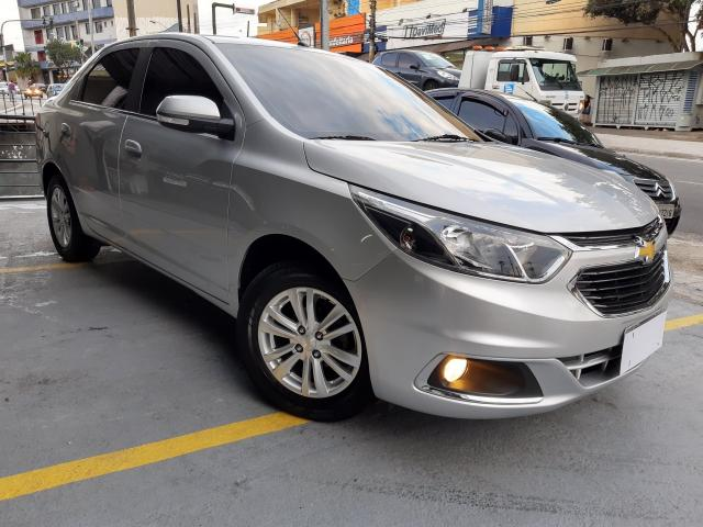 Chevrolet Cobalt 1.8 Mpfi Ltz 8V Flex 4Portas Automático 2017/2018