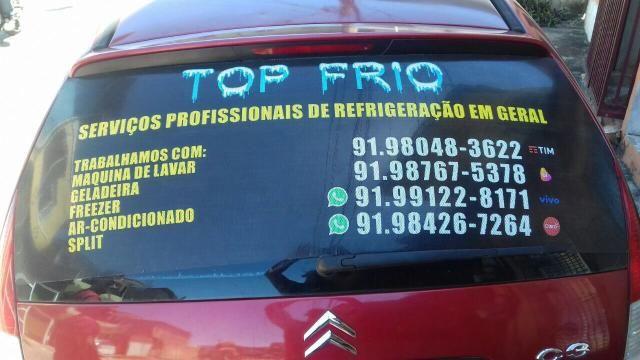 Assistência técnica especializada em Belém, máquinas de lavar e geladeiras - Foto 4