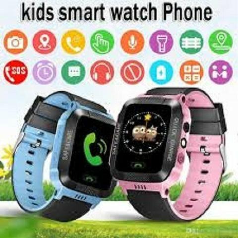 Venha.Conferir-Q12 Crianças Relógio Inteligente Ip67 À Prova Dágua