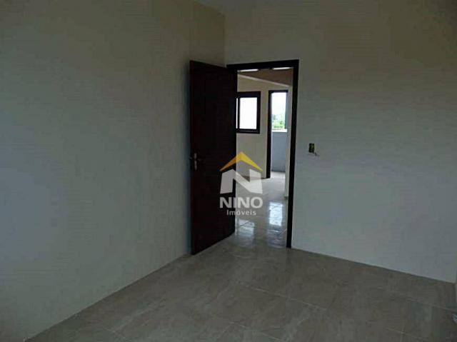 Apartamento com 2 dormitórios para alugar, 53 m² por r$ 1.000,00/mês - são vicente - grava - Foto 7