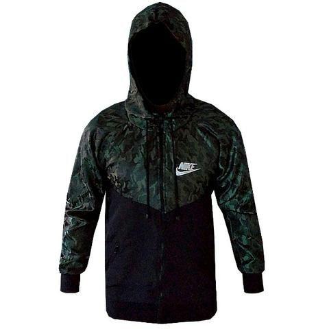Jaqueta Corta Vento Tipo de casaco - Jaqueta Interna Toda Forrada