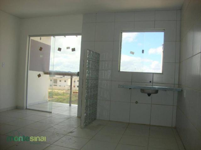 Apartamento com 2 quartos à venda por R$ 102.000 - Francisco Simão dos Santos Figueira - G - Foto 18