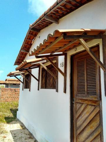 Alugo casa na Praia de Zumbi-RN