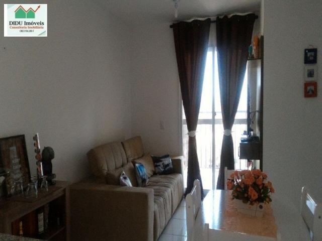 Apartamento à venda com 3 dormitórios em Planalto, São bernardo do campo cod:011349AP - Foto 2