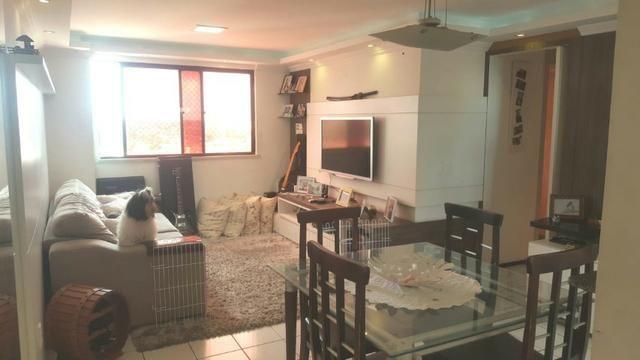Vendo apartamento em Fortaleza no bairro Cambeba com 75 m² e 3 quartos por R$ 275.000,00 - Foto 2