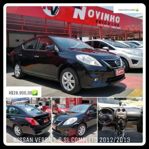 Nissan/Versa Sl 1.6 2012/2013
