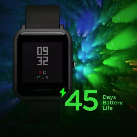 Relógio Inteligente Amazfit Bip Lite - Foto 6