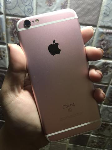 Iphone 6s rose gold 16 gb - Foto 6