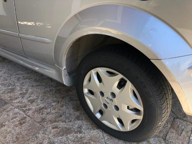 Ford Ká 1.0 - Prata - 2009/2010 - Foto 8