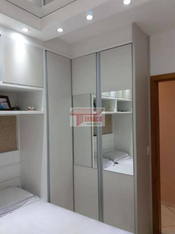 Apartamento Sem Condomínio 60m² c/ 3 dormitórios, à venda em Santo André - Foto 6