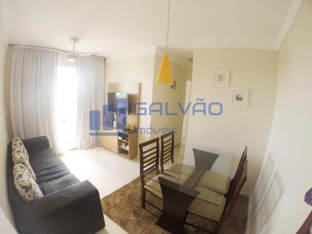 Apartamento 02 quartos no Viver Serra em Jardim Limoeiro, Serra-ES - Foto 6