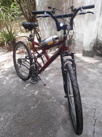 Bike Cairu Jump aro 26 personalizada 21M - Foto 2