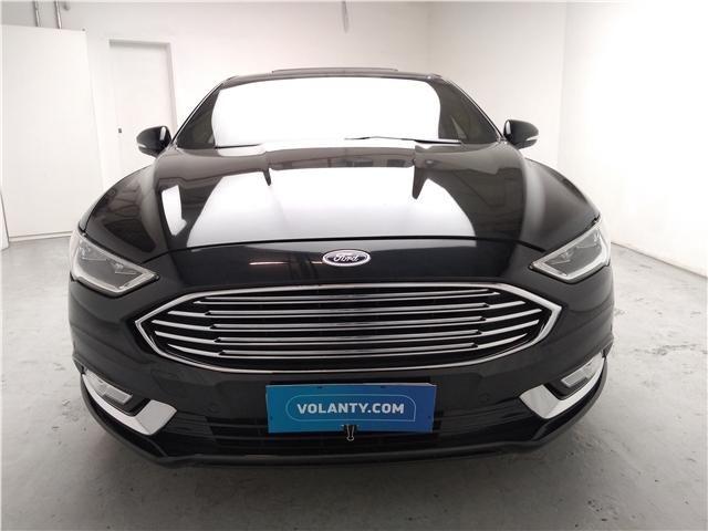 Ford Fusion 2.0 titanium awd 16v gasolina 4p automático - Foto 2
