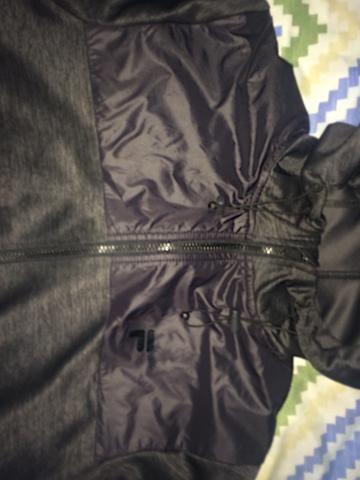 Casaco Fila preto original!! 130$