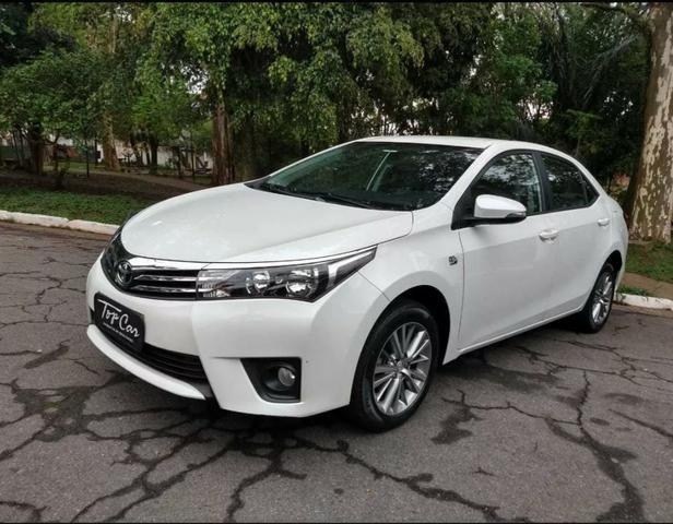 Toyota Corolla 2.0 16V Xei Flex