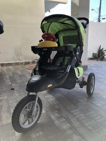 Carrinho bebê Jeep Liberty - Foto 3