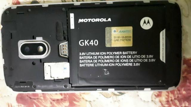 Moto G4 play 16 gigas c tv 2dram - Foto 3
