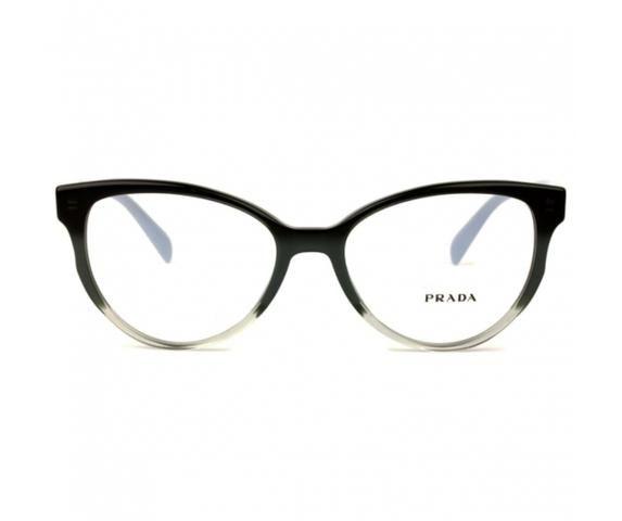 Óculos Prada VPR 01U VX4-1O1 54 - Grau - Bijouterias, relógios e ... 4d65e5961c