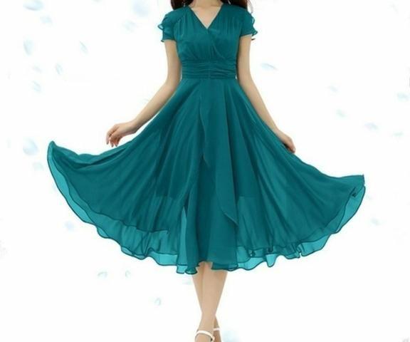 4396ece4a7c2d Vestido p festa novo - Roupas e calçados - Lourdes, Anápolis ...
