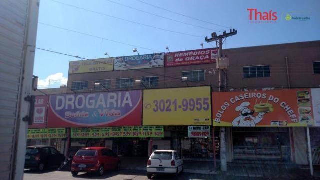 Loja comercial para alugar em Ceilândia norte, Ceilândia cod:LO0352