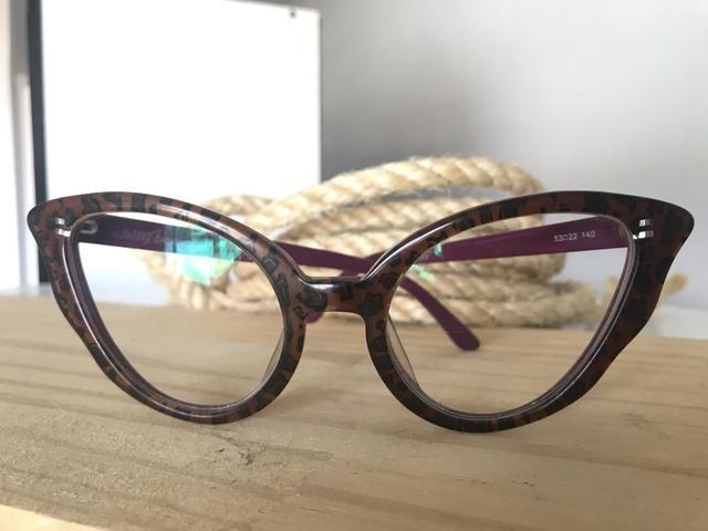 b39b1ba59885c Óculos Isabela Capeto Chilli Beans Gatinho (ACEITO TROCAS ...