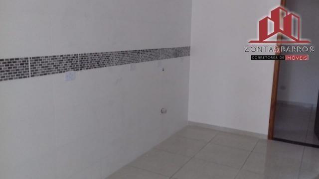 Casa à venda com 2 dormitórios em Campo santana, Curitiba cod:CA00025 - Foto 4