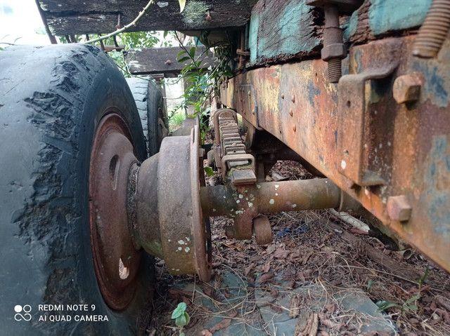 Caminhão GMC 1942 6X6 - Foto 8