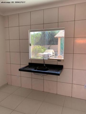 Casa em Condomínio para Venda em Várzea Grande, Santa Maria, 2 dormitórios, 1 banheiro, 1  - Foto 17
