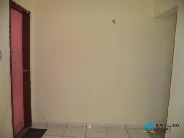 Apartamento com 1 dormitório para alugar, 58 m² por R$ 309,00/mês - Antônio Bezerra - Fort - Foto 8