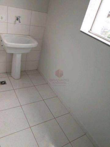 8043 | Apartamento para alugar com 1 quartos em Zona 01, Maringá - Foto 6
