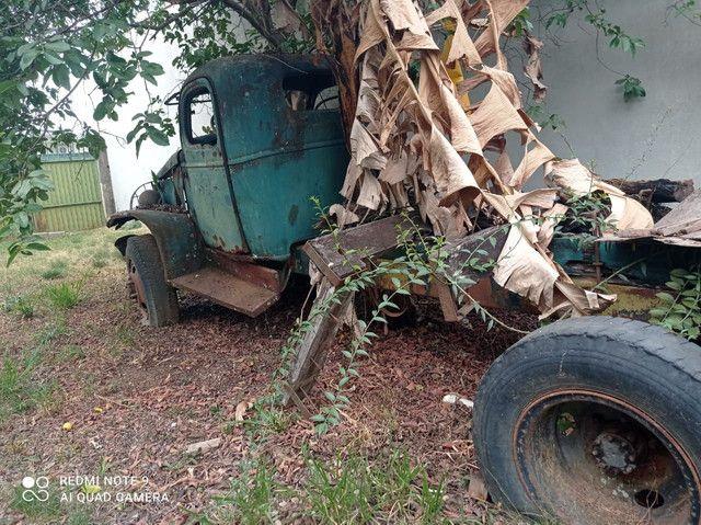 Caminhão GMC 1942 6X6 - Foto 20