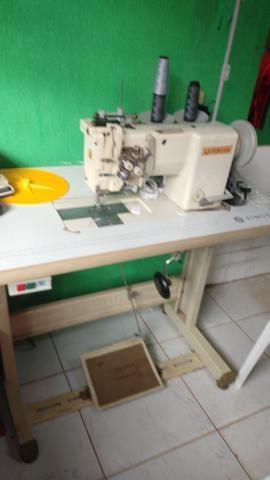Vendo três máquinas de costuras