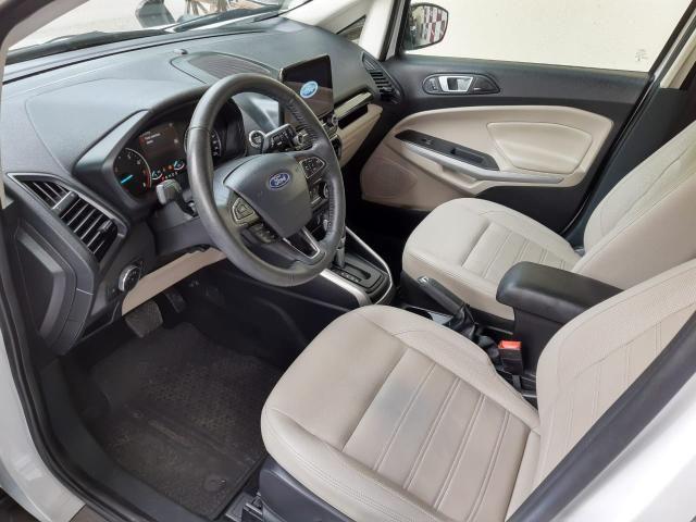 Ford 2018 Ecosport titanium Automatico completa branca apenas 15000 km impecável - Foto 9