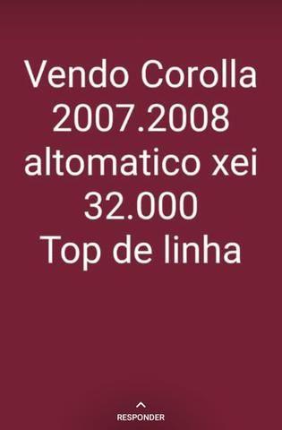 Corolla 07/08 - Foto 5