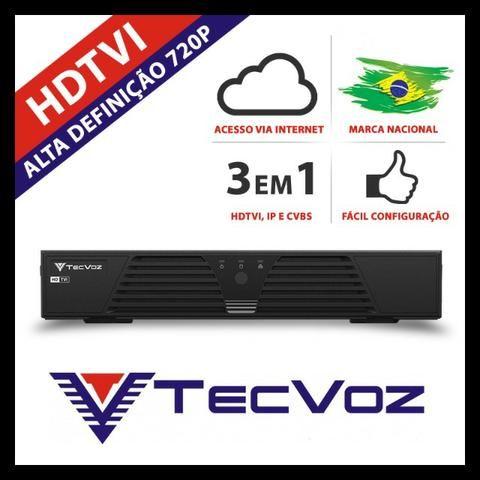 DVR Tecvoz 8 Canais Stand Alone ltvi08 - Foto 2
