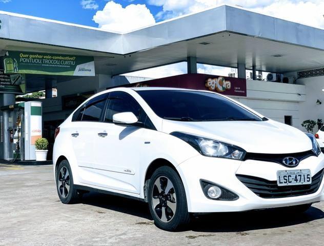 Hyundai HB20s 1.6 impress SEDAN - comfort plus 16v flex 4p automático - 2015 - Foto 3