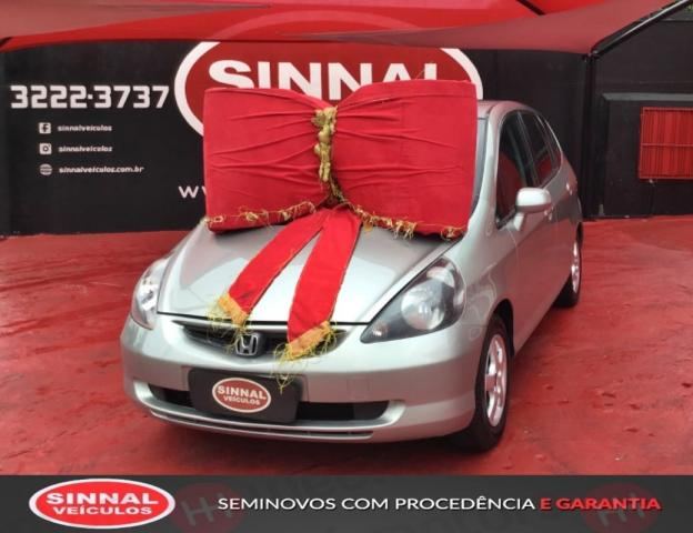 Honda Fit 2004 Venda 100% On-line